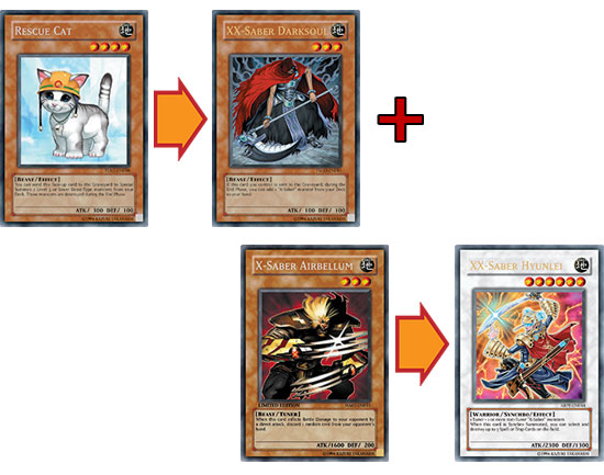 Yu-Gi-Oh! TRADING CARD GAME » The Shining Darkness Preview: XX-Saber ...