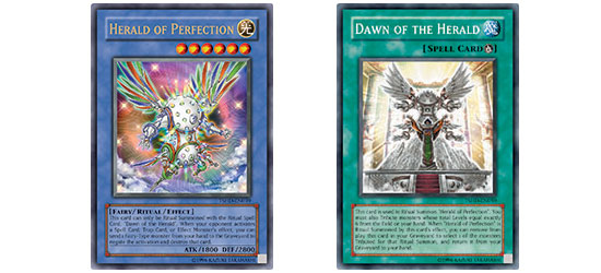 Yu-Gi-Oh! TCG Strategy Articles » Herald of Perfection