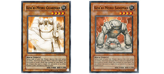 Guardian and Sandman stop your opponent's strategies in their tracks.