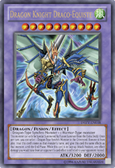 It was pretty fun listening to Greg Abbey, the voice of Yusei, practice saying this monster's name.
