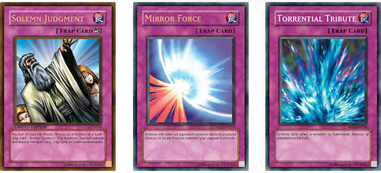 Pretty good Trap Cards.