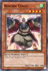 Admit it, you were just waiting for a good reason to put him back in your Deck.