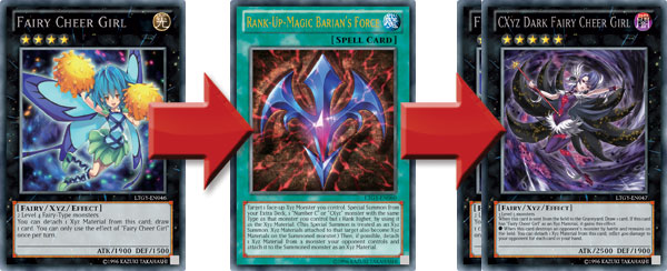Yu-Gi-Oh! TCG Strategy Articles » Unleash Chaos Xyz Monsters with