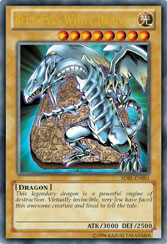 Blue-Eyes Week on the Yu-Gi-Oh! TRADING CARD GAME Strategy Site is brought to you by Kaiba Corporation.