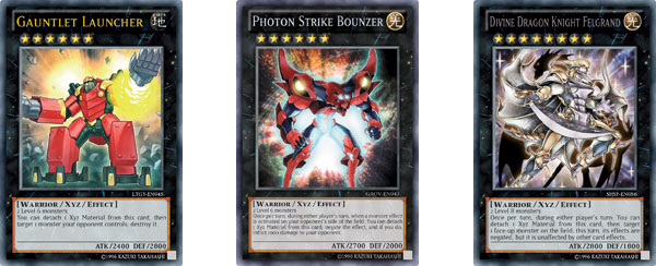 Yu-Gi-Oh! TCG Strategy Articles » Rank Ups for All!