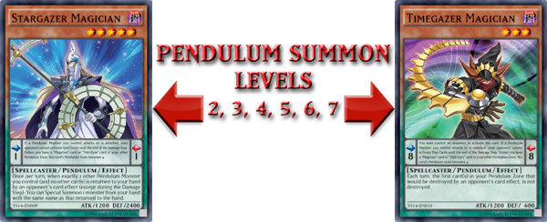 Pendulum-Summon-Levels