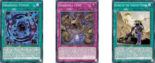 Yu-Gi-Oh! TCG Strategy Articles » Shaddolls Pull the Strings!