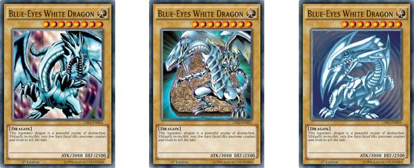 Yu-Gi-Oh! TCG Strategy Articles » Legendary Decks II: Blue