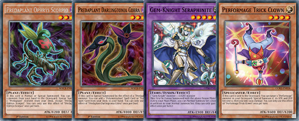 Yu-Gi-Oh! TCG Strategy Articles » Extreme Force: Easy As 1, 2, 3, 4