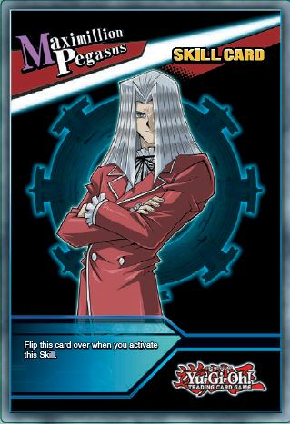 Pegasus Face-down Skill Card