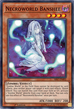 Yu-Gi-Oh! TCG Strategy Articles » Zombie Horde: A New King