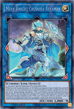 Yu-Gi-Oh! TCG Strategy Articles » Dark Neostorm: To the Max!