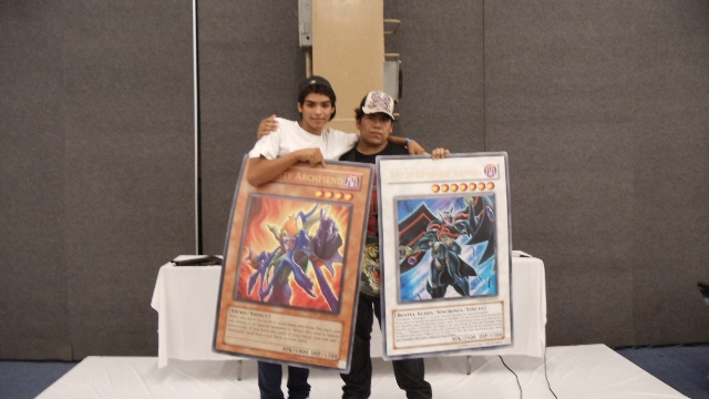 Giant Card Winners