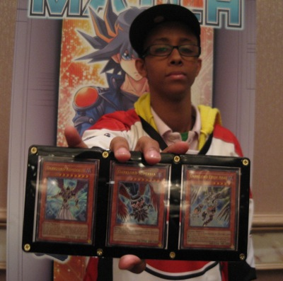 Omar Beldon Wins YCS Chicago