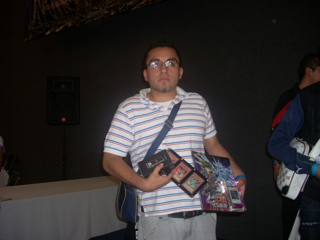 WCS Central America Champion