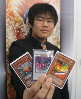 Darryl Huang - Deck Profile