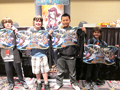 Dragon Duel Top 4 Saturday
