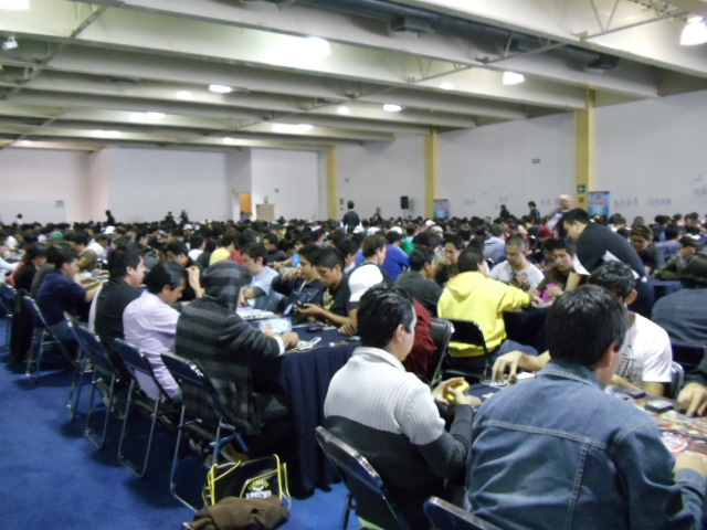 YCS Mexico City Underway