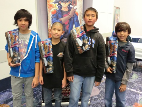 Saturday Dragon Duel Finalists