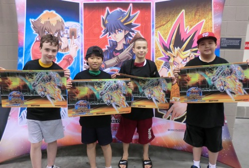 Dragon Duel Top 4 - Saturday