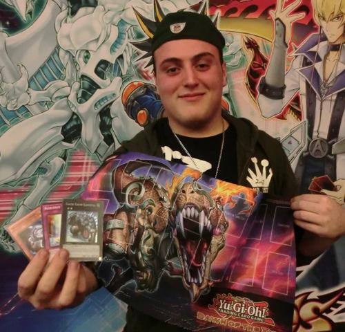 Yu Gi Oh Trading Card Game 187 Starter Deck Tournament Winners