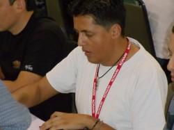 Cristhian Penafiel from Ecuador