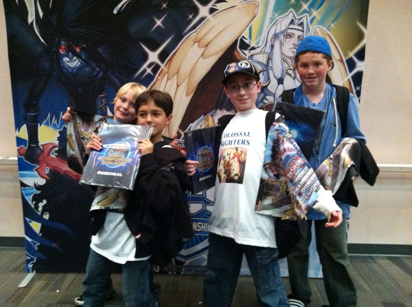 Saturday's top Dragon Duelists!