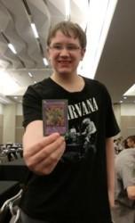 1st-Timer Tyler