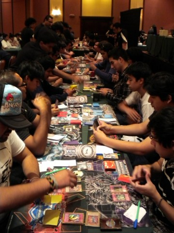 Top Tables Round 8