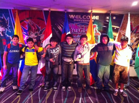 National Dragon Duel Champions of South America!