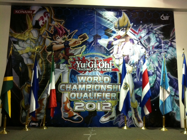 Welcome to the 2012 World Championship Qualifier