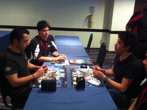 Jhon (left), Carlos (right)