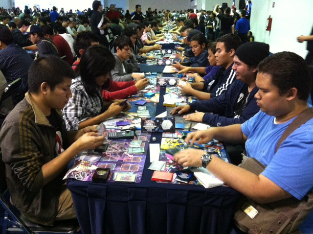 Top 8 tables