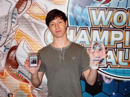 Tyler Tabman WCQ Winner