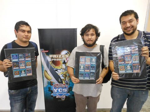 (Left to Right) Willie Rodas (Guatemala), Mario Alexander Chicas (El Salvador), Kevin Nufio (Guatemala)