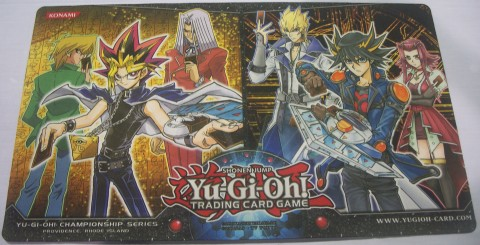 Yu Gi Oh Trading Card Game 187 The Charity Win A Mat
