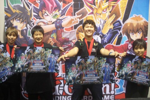 Day 1 Dragon Duel Winners!