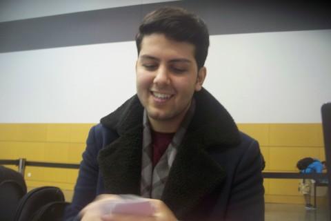 Sorosh Saberian