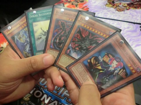 Morales's Duel 2 Opening Hand
