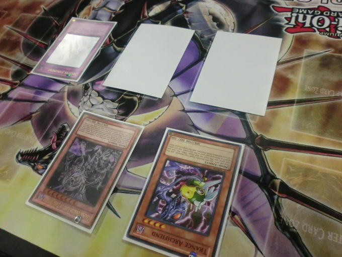 Yu gi oh trading card game 187 round 1 feature match steven zambrano
