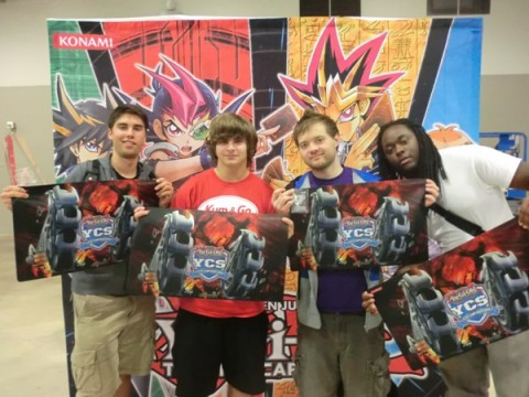 YCS Miami Top 4 Photo