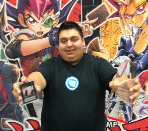 YCS Winner Ascencio