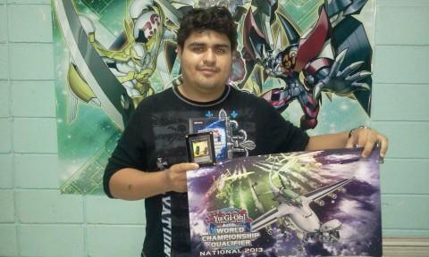 Hector Ortega from Honduras