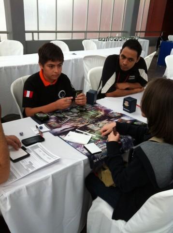 Juan Luis Alva Cuadros from Peru