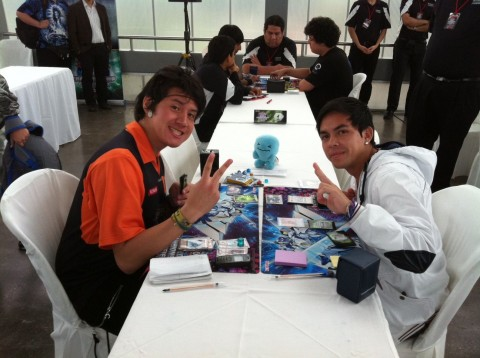 Carlos Perez Padilla (left), Jonathan Ruiz Rios (right)