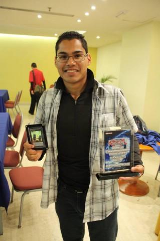 Edwin Rodriguez from Venezuela