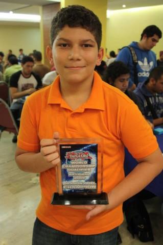 Jose Morales from Venezuela