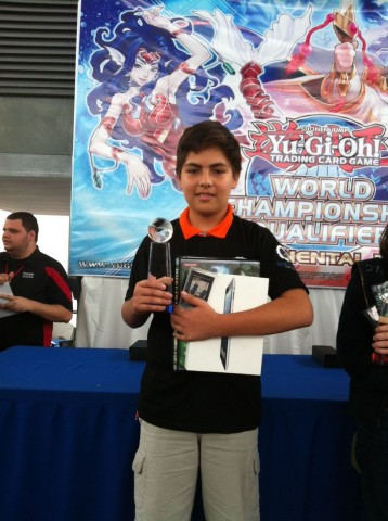 2013 South American Dragon Duel Champion - Juan Luis Alva Cuadros