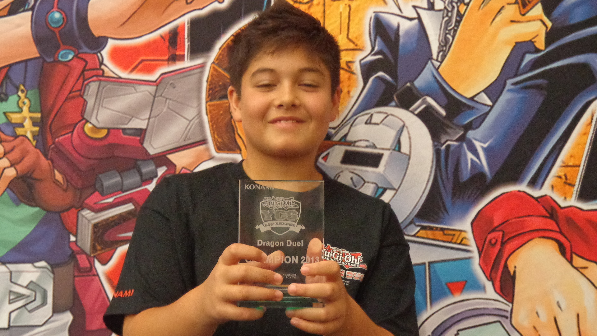 Nolan Galvao - Dragon Duel Champion