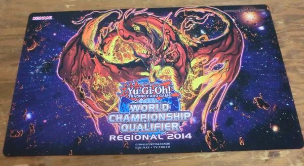 Regional Qualifier Game Mat
